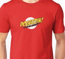 Dogecoin - Bazinga!  Unisex T-Shirt