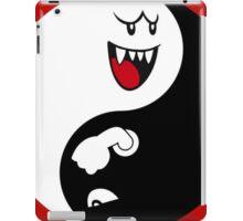 Bullet Bill & Boo Yin-Yang iPad Case/Skin