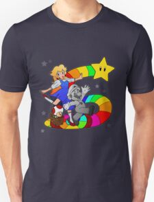 Follow The Rainbow Road! T-Shirt