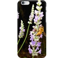 At the Lavender Bar iPhone Case/Skin