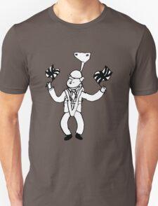 Boris On A Zipline Unisex T-Shirt