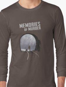 Memories of Murder Long Sleeve T-Shirt