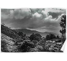 Hills Of Wayanad Poster