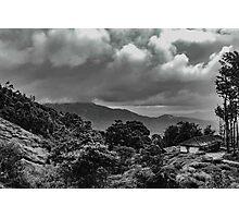 Hills Of Wayanad Photographic Print