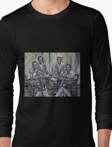 Sicilian Siesta Long Sleeve T-Shirt