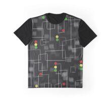 City Traffic Graphic T-Shirt