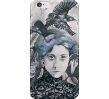 Be My Wings iPhone Case/Skin
