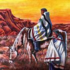 Wrapped In Tradition, Nomads by Susan Bergstrom