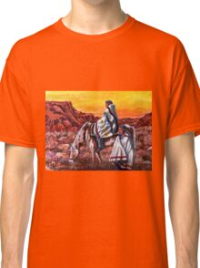 Wrapped In Tradition, Nomads Classic T-Shirt