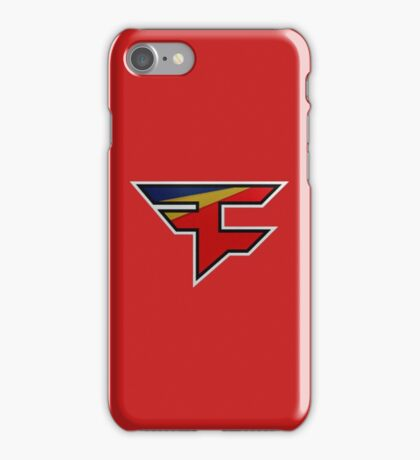 Faze 2.0 | Performance SS | Red Background | High Quality! iPhone Case/Skin