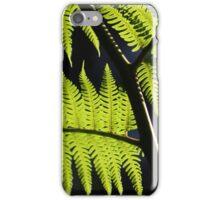 Fern leaf iPhone Case/Skin