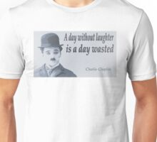 Charlie Says Laugh Unisex T-Shirt