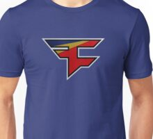 Faze 2.0 | Performance SS | Blue Background | High Quality! Unisex T-Shirt