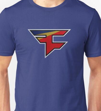 Faze 2.0 | Performance SS | Blue Background | High Quality! Unisex T-Shirt
