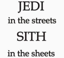 Jedi in the Streets by Mia Roberts