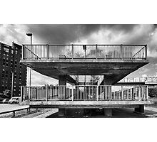 Ramps Photographic Print