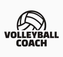 Volleyball coach by Designzz