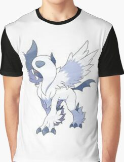 Absol Pokemon Graphic T-Shirt