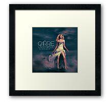 Carrie Underwood-Blown Away Framed Print