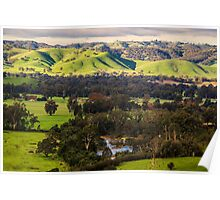Pastoral Country. Poster