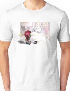 Paranoid Self Destroyer: Phone Unisex T-Shirt
