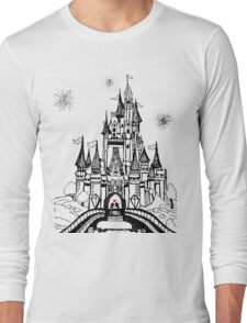 Mouse in Love Long Sleeve T-Shirt