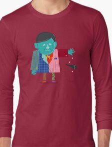 Craig Sager Strong Long Sleeve T-Shirt