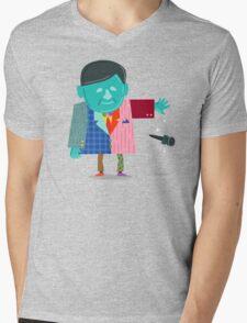 Craig Sager Strong Mens V-Neck T-Shirt