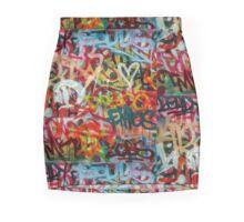 graffiti Mini Skirt
