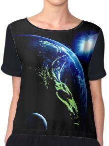 The UNIVERSE in U Chiffon Top