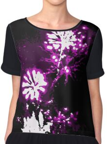 Fireworks and Explosions Chiffon Top