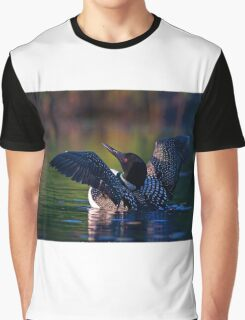 Rise 'n shine - Common loon Graphic T-Shirt