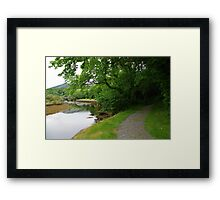O'Connell Park Framed Print