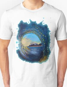 In the eye of the wave T-Shirt