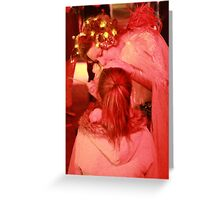 Dark Mofo 2014 Winter feist  Greeting Card