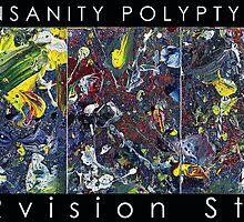 Spatial Insanity (1992) by Lee Edward McIlmoyle