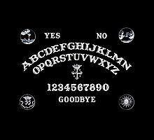 Ouija Board by HoneysDead