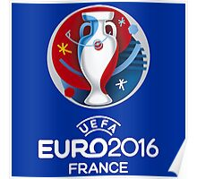 euro france 2016 Poster