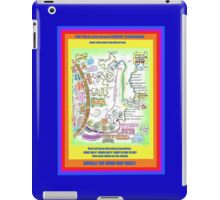 MAP toward ENLIGHTENMENT-tee iPad Case/Skin
