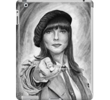 Doctor Who: Romana III (Juliet Landau) iPad Case/Skin