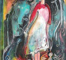 Inner Circle by F. Magdalene Austin