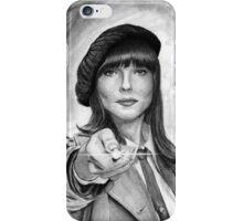 Doctor Who: Romana III (Juliet Landau) iPhone Case/Skin