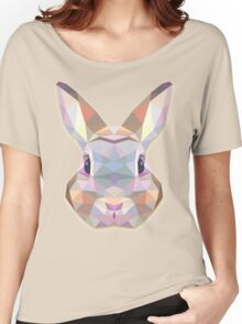 Cute Bunny  Women's Relaxed Fit T-Shirt