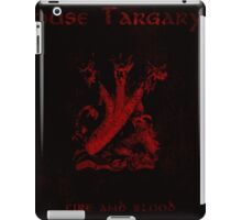 House of dragons iPad Case/Skin