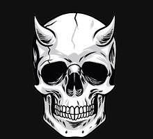 Demon Head Skull  Unisex T-Shirt