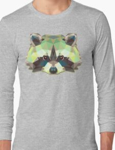 Racoon Long Sleeve T-Shirt