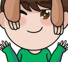Seventeen - Sloth Wonwoo 1 Sticker