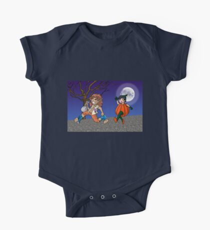 Trick or Treat 2 One Piece - Short Sleeve