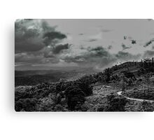 The Hills Of Wayanad Canvas Print