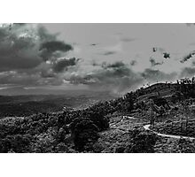 The Hills Of Wayanad Photographic Print